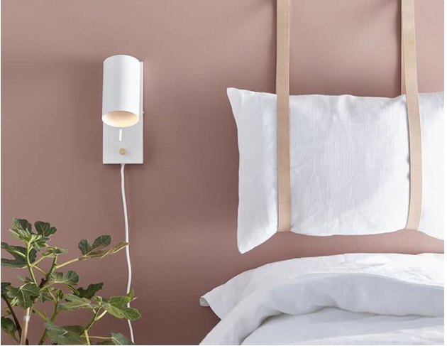 Le blog d co de mlc for Lampe liseuse tete de lit