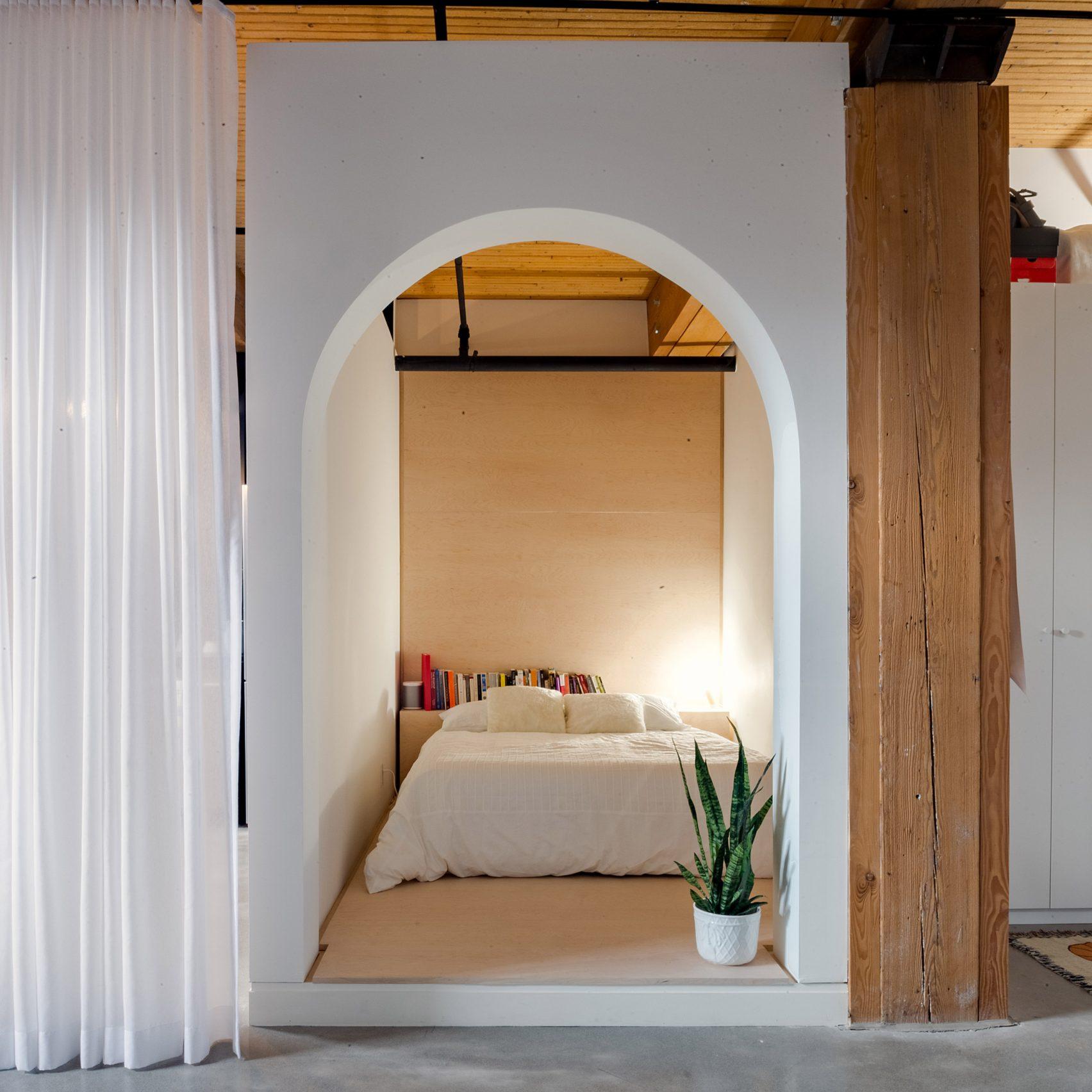 applique murale en tête de lit pour la chambre