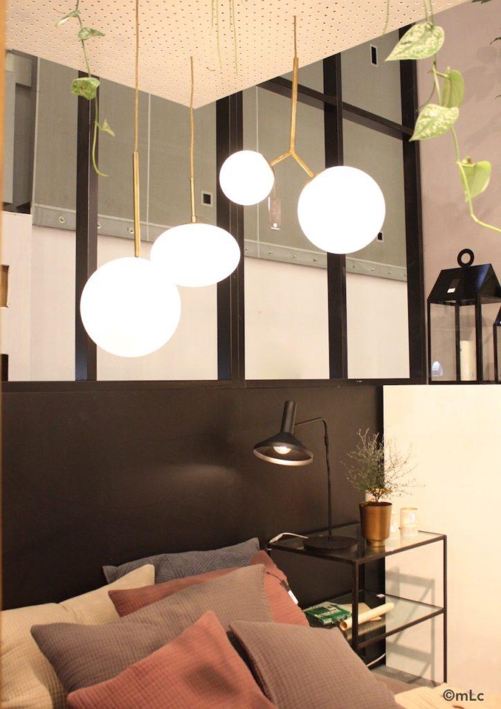 Les tendances d co rep r es maison et objet 2018 2019 for Deco sejour luminaires