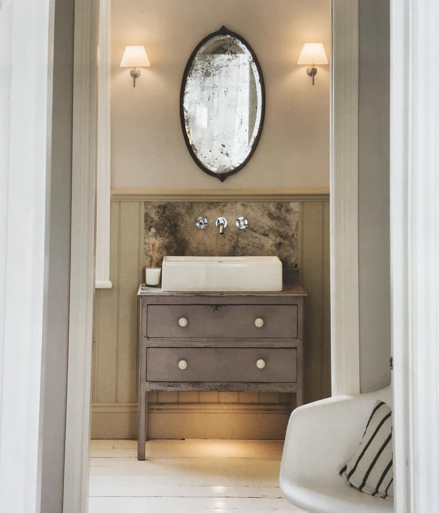 Deco Salle De Bain Recup ~ meuble vasque bois recup salle de bain le blog d co de mlc