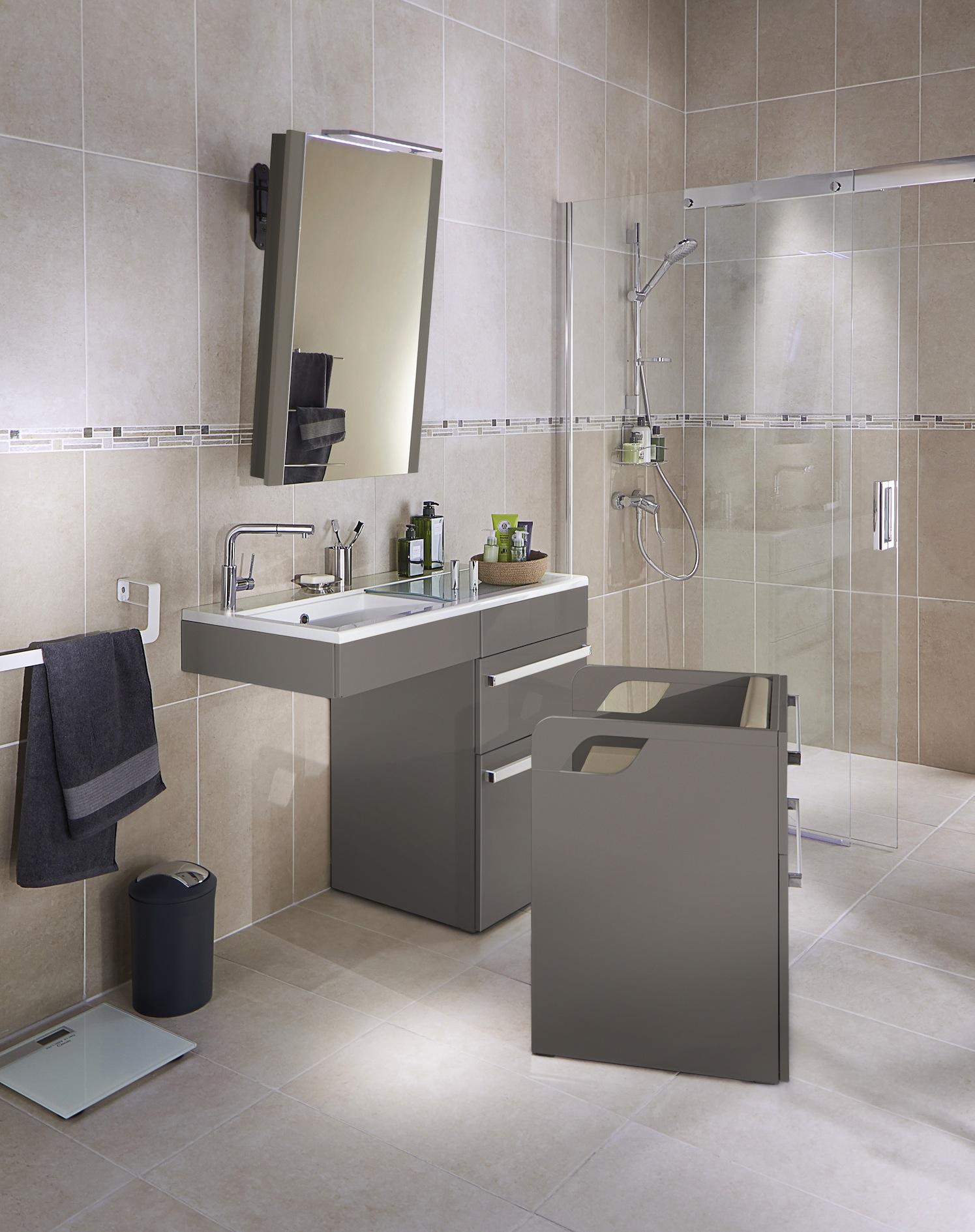 Aménagement des salles de bains et douches séniors