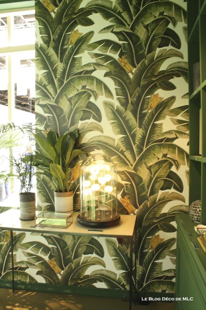 Urban Jungle Plante Verte D Interieur Et Cache Pot Deco