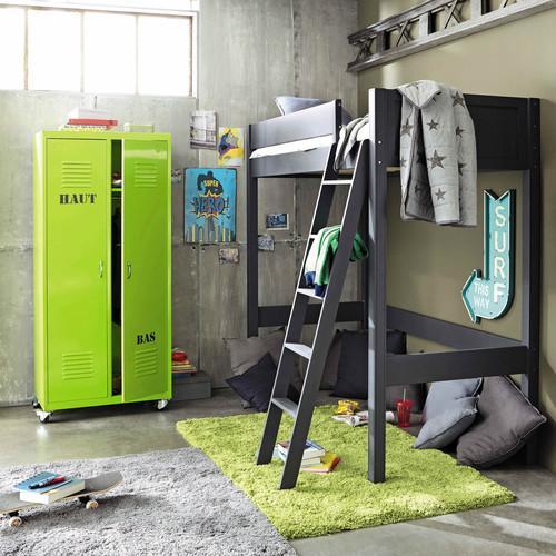 lit mezzanine archives le blog d co de mlc. Black Bedroom Furniture Sets. Home Design Ideas