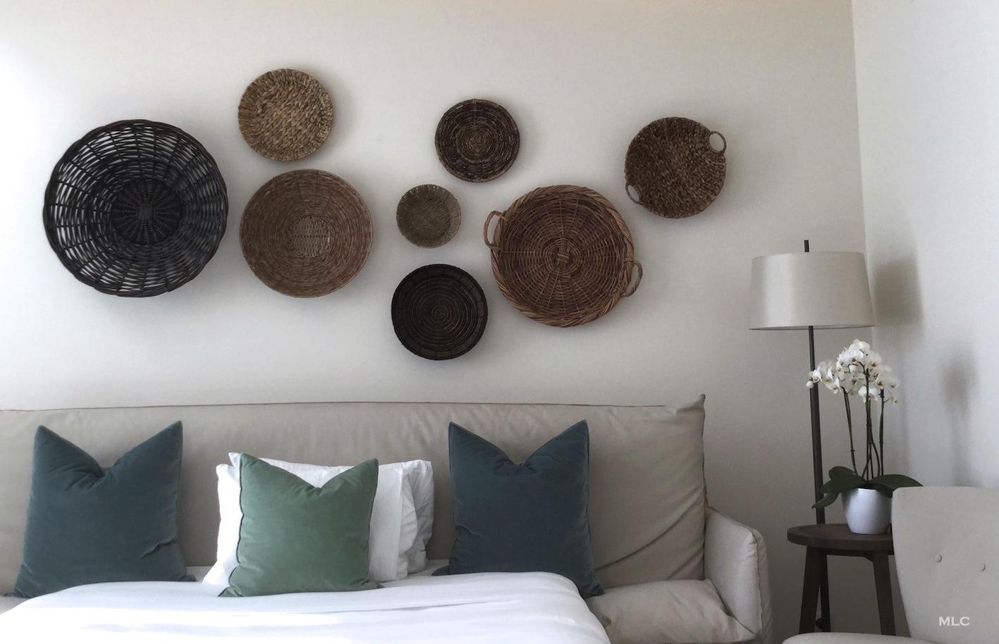 idee deco mur panier osier le blog d co de mlc. Black Bedroom Furniture Sets. Home Design Ideas