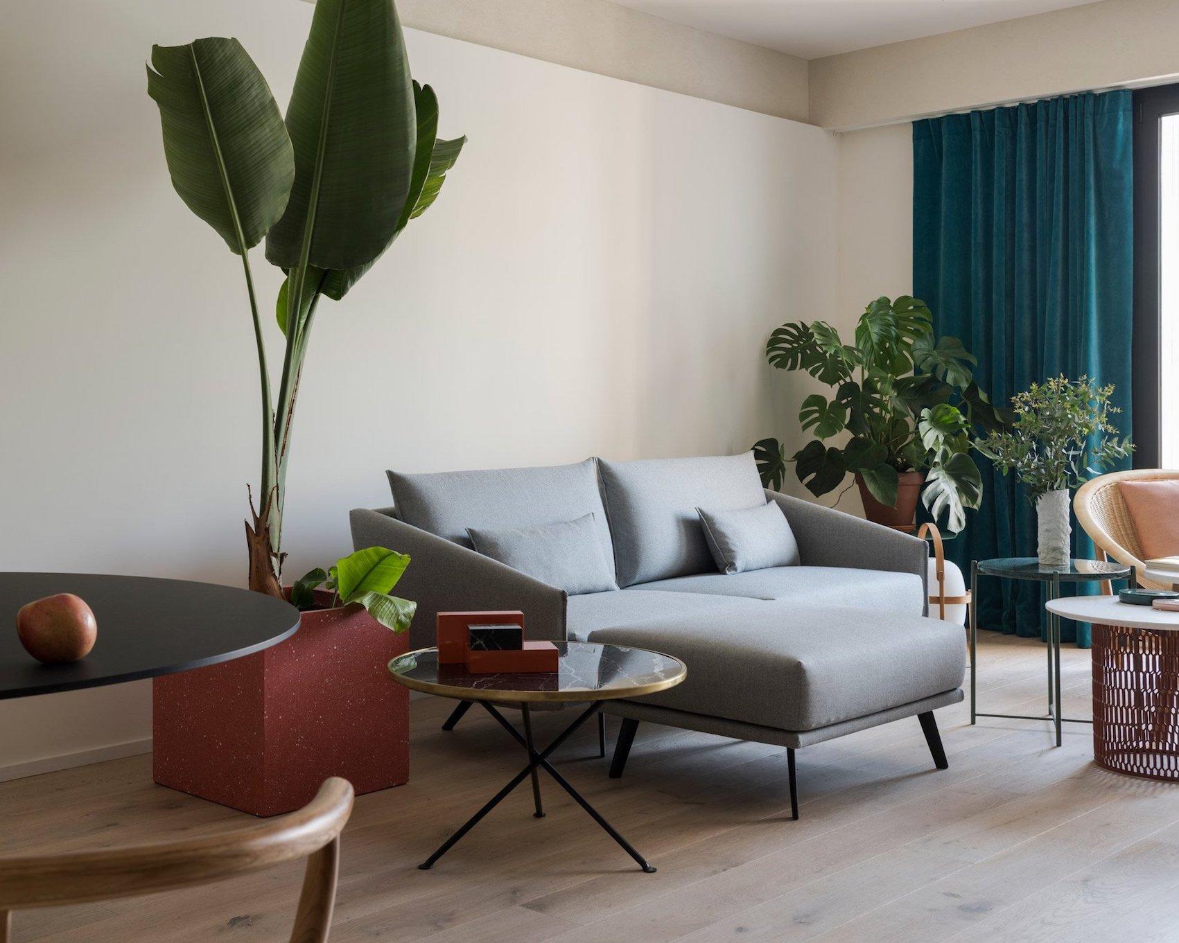 l 39 am nagement d co design d 39 un petit appartement le blog d co de mlc. Black Bedroom Furniture Sets. Home Design Ideas