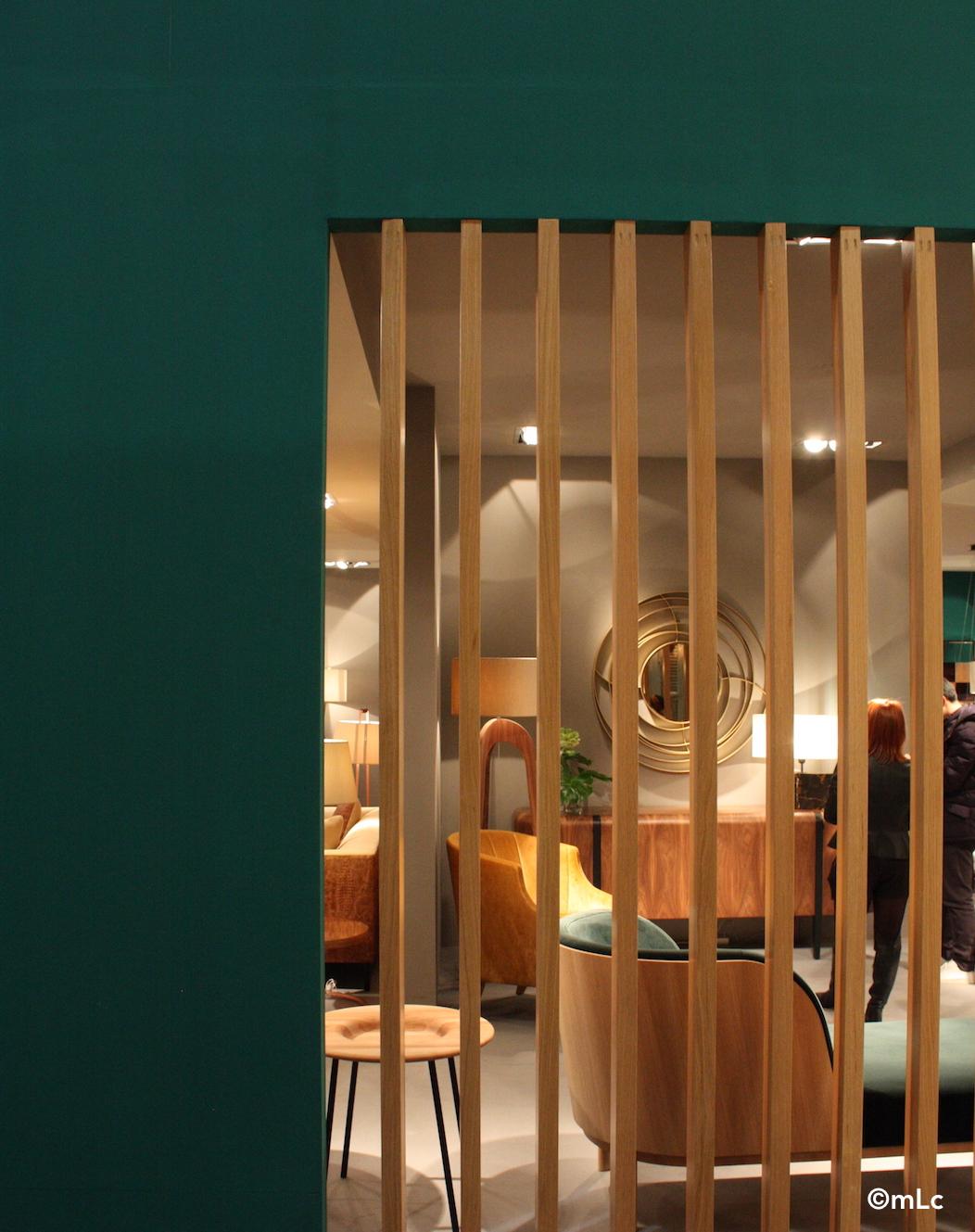 les tendances d co rep r es maison et objet 2018 2019. Black Bedroom Furniture Sets. Home Design Ideas