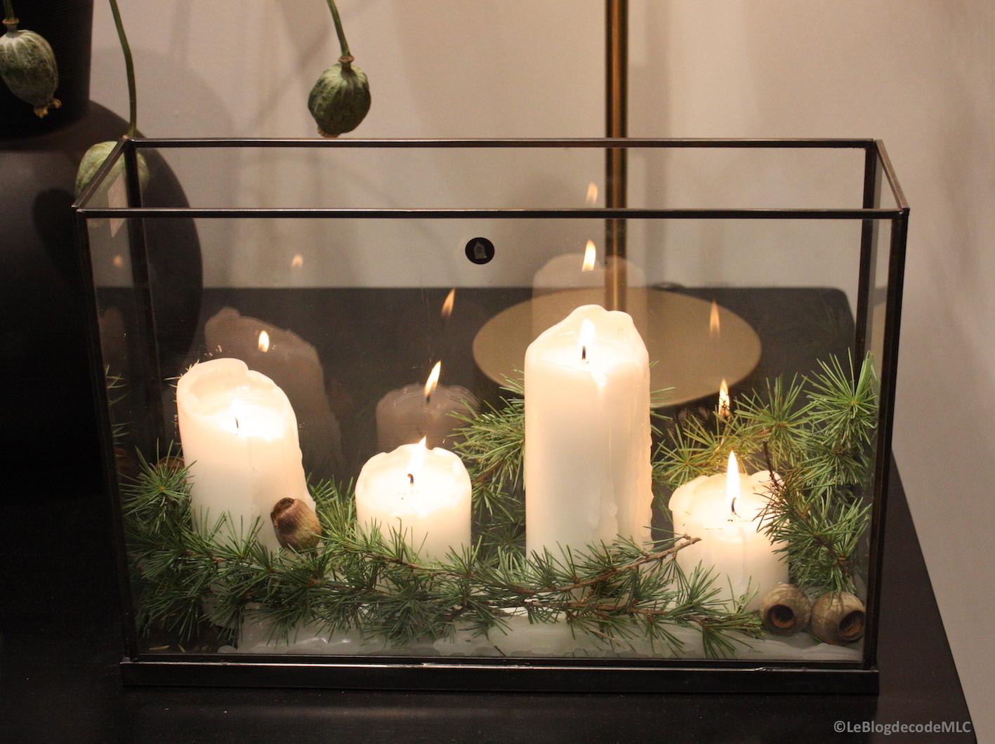 Photophore À Faire Soi Même un joli photophore de noël avec la boîte vitrine – le blog